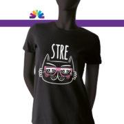 stre_gatto nero donna